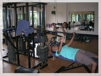 Siliguri Club Gym 4