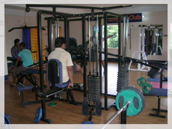 Siliguri Club Gym 7